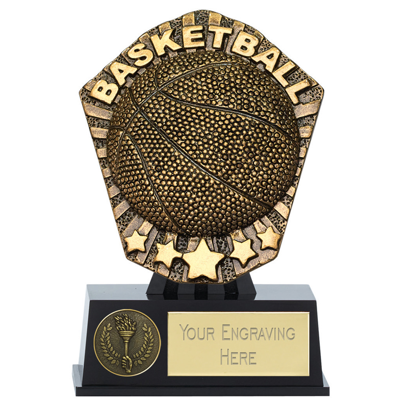 Basketball trophies | discount trophies