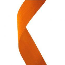 Orange medal ribbon | Discount Trophies