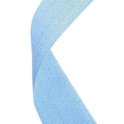 Light blue medal ribbon
