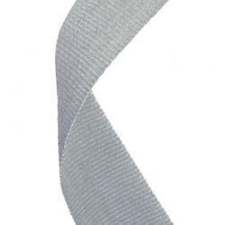 Grey medal ribbon