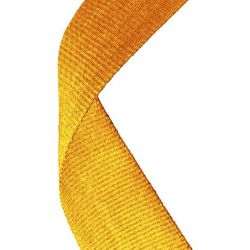 Gold medal ribbon